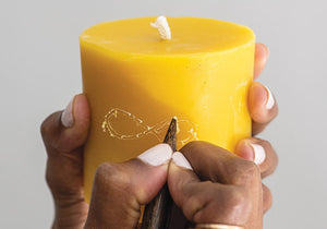 INTENTION SETTING CANDLE