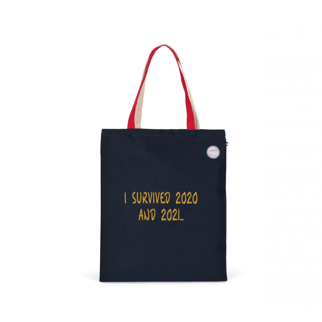 Tote Bag Covid Made in France