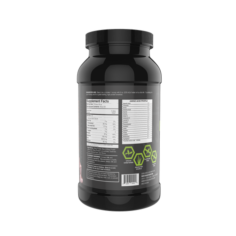 NATURAL WHEY ISO-SYNTHESIS