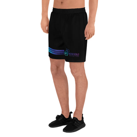 Men's Rock Nebula Athletic Shorts