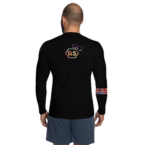 Men's Sea to Sky Long Sleeve Athletic Shirt