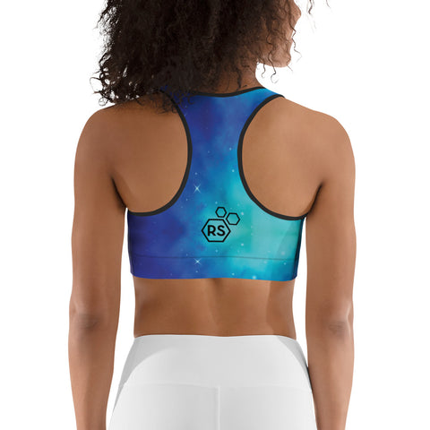 Rock Solid Nebula Sports Bra