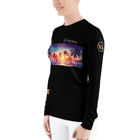 Women's Sea to Sky Long Sleeve Athletic Shirt