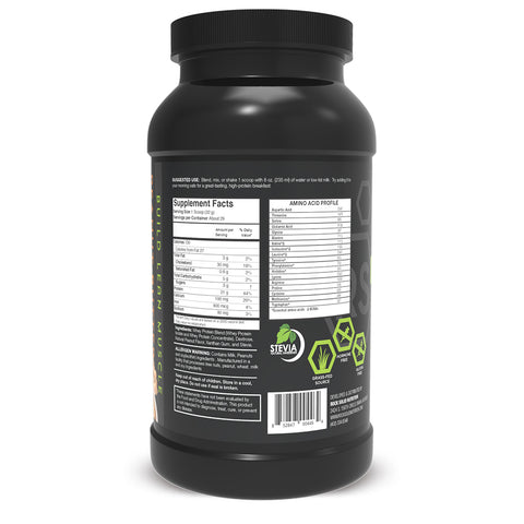 4 Pack WHEY PROTEIN ISO-SYNTHESIS - 2LB