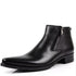 Pjcmg New Cowhide Boots Genuine Soft Leather Boots Pointed