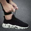 Weweya Woven Men Casual Shoes Breathable Male Shoes Tenis