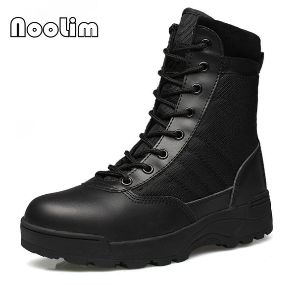 Outdoor Army Boots Men'S Military Desert Tactical Boot Shoes