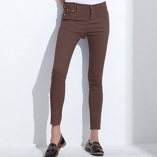 Garemay Women'S Candy Pants Pencil Trousers Spring Fall