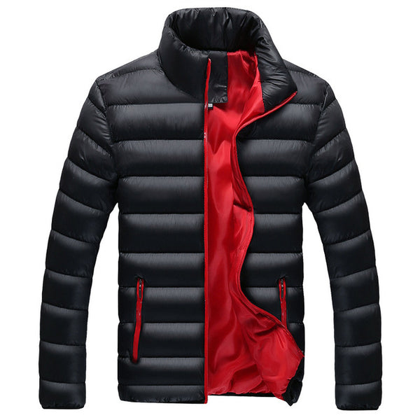 New Jackets Parka Men Hot Sale Quality Autumn Winter