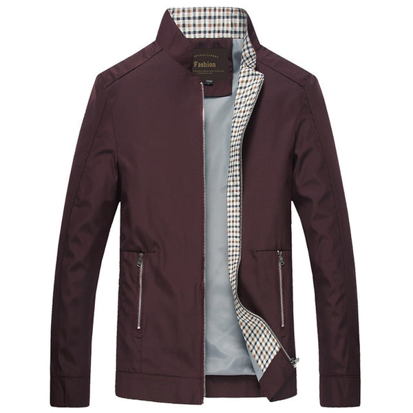 Isurvivor Men Autumn Jackets And Coats Jaqueta