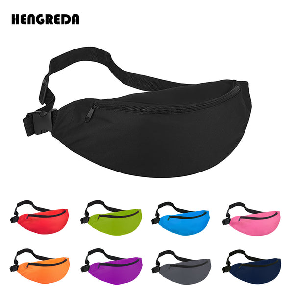 Fanny Pack For Women Men Waist Bag Colorful Unisex