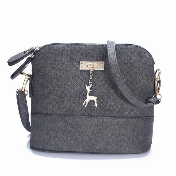 Yogodlns New Female Bags Quality Pu Leather Soft Face