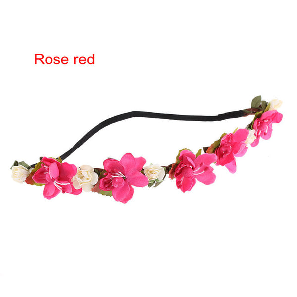 Okdeals New Spring Fashion Women Lady Girls Wedding Flower