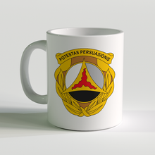 10th Psychological Operations Bn Coffee Mug, 10th Psychological Operations Battalion, US Army Coffee Mug, US Army Psych Ops