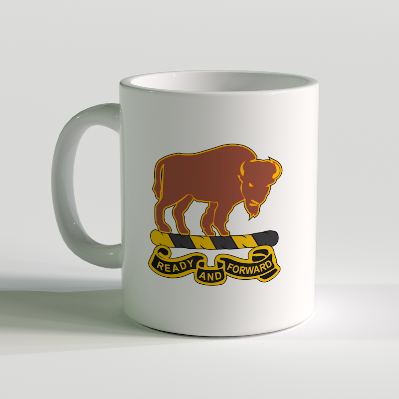 10th Calvary Regiment, US Army 10th Calvary Regiment, US Army Coffee Mug