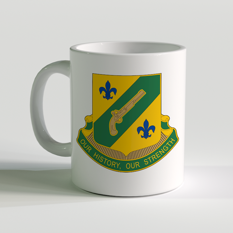 117th Military Police Corps Coffee Mug, 117th Military Police, US Army Military Police