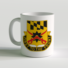 US Army 158th Regiment, 158th Regiment, US Army Coffee Mug