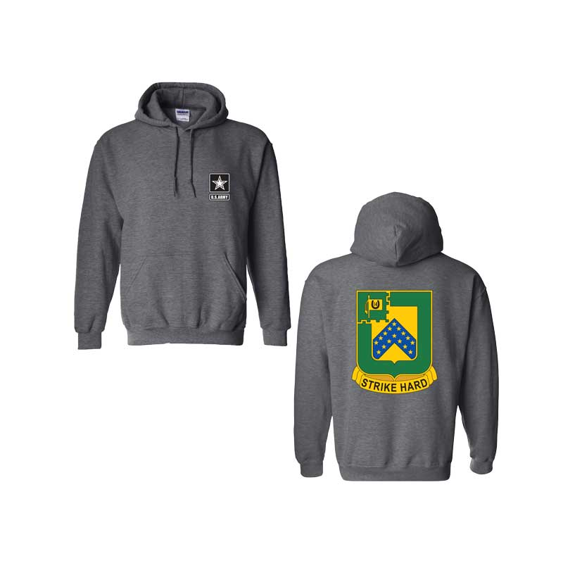 16th Calvary Regiment Sweatshirt, US Army Sweatshirt, US Army Hoodie