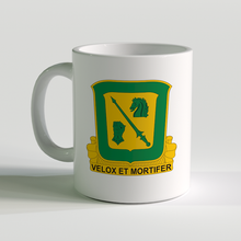 18th Calvary regiment, US Army 18th Calvary Regiment, US army Coffee Mug