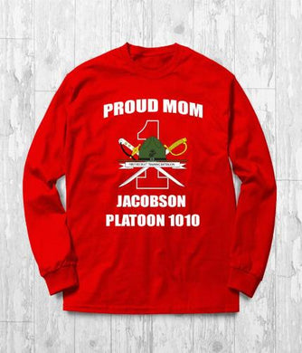 1st Battalion Proud Family Shirt