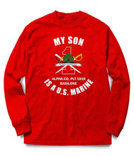 1st Battalion Graduation Long Sleeved Shirt