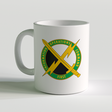 1st Information Operations Command Coffee Mug, US Army Coffee Mug