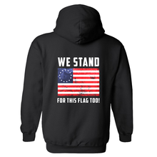 Stand for National Anthem hoodie