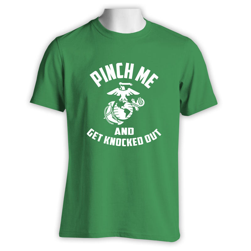 USMC St. Patrick's Day Shirt