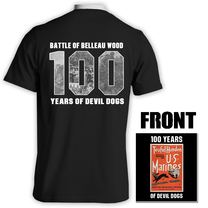 Belleau Wood 100 Year Anniversary