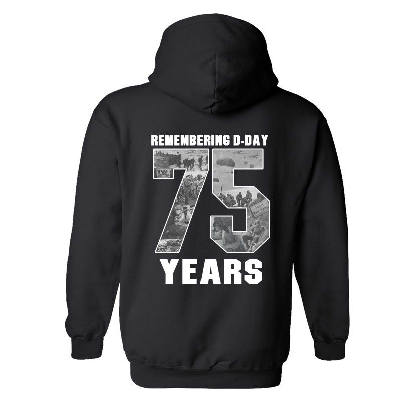 D - Day 75th Anniversary Hoodie