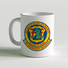 2/4 Coffee Mug, 2nd Bn 4th marines, USMC Coffee Mug, second to none, the magnificent bastards