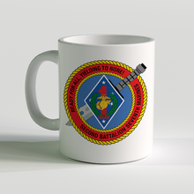 2/7 unit coffee mug, 2nd battalion 7th marines, USMC Coffee Mug