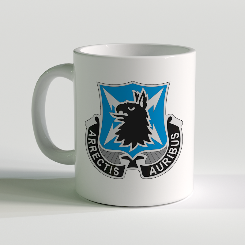 310th Military Intelligence BN Coffee Mug, 310th Military Intelligence Battalion, US Army Coffee Mug