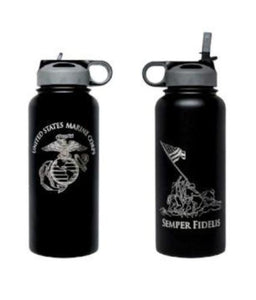 Marine Corps Water Bottle