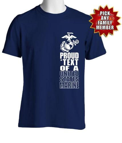 United States Marines T-Shirt for Women