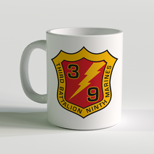 3/9 unit coffee mug, 3rd battalion 9th Marines