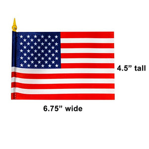 Dimensions of Flag