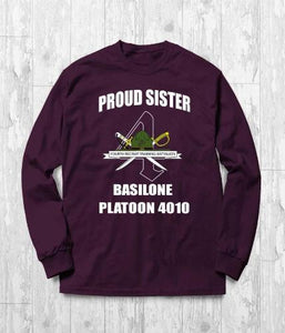 4th Battalion Proud Family Shirt