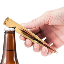 50 Cal Brass Bottle Opener