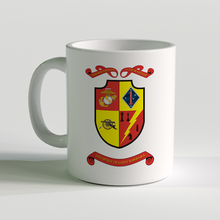 5/11 unit coffee mug, 5th Battalion 11th Marines, The Spirit of Saint Barbara