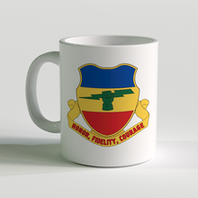 73rd Calvary Regiment, US Army 73rd Calvary Regiment, US Army Coffee Mug