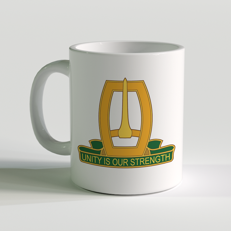 96th Military Police Corps Coffee Mug, 96th Military Police, US Army Military Police