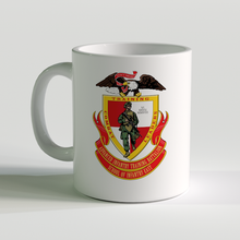 USMC AITBN, AITBN Unit Coffee Mug, School of infantry East, Advanced infantry training Battalion, USMC Unit Coffee Mug