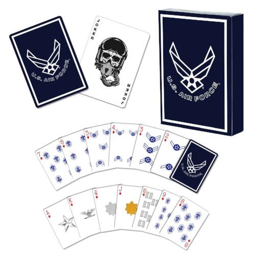 Air Force Playing Cards