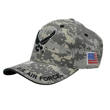 United States Air Force Embroidered Desert Camo USAF Hat