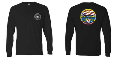 USS Alabama Long Sleeve T-Shirt, SSBN-731 t-shirt, SSBN-731