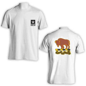 10th Calvary Regiment , US Army T-Shirt