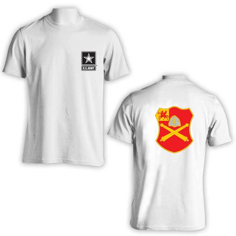 10th Field Artillery Regiment, US Army T-Shirt, US Army Apparel
