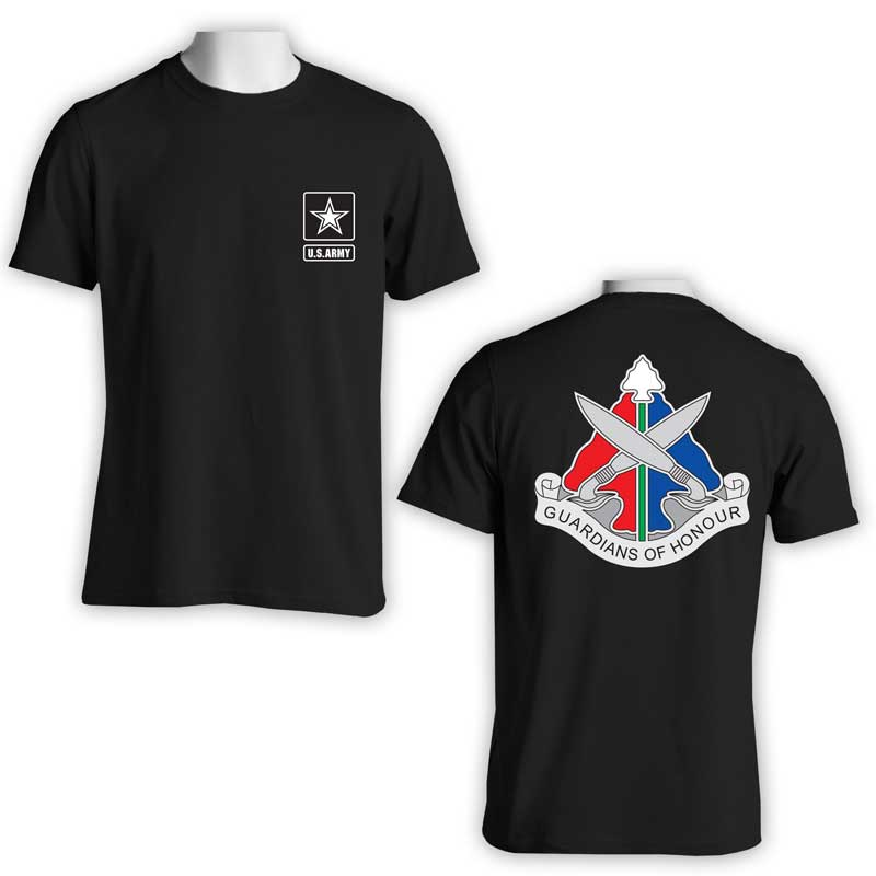 112th Military Police Bn, US Army Military Police, US Army T-Shirt, US Army Apparel, Guardians of Honour