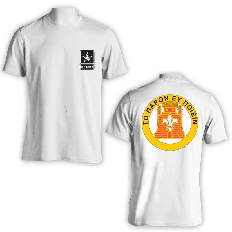 121st Signal Corps Battalion, US Army Signal Corps, US Army T-Shirt, US Army Apparel, US Army Ranger